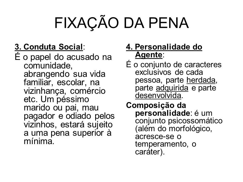 FIXAÇÃO DA PENA 3.