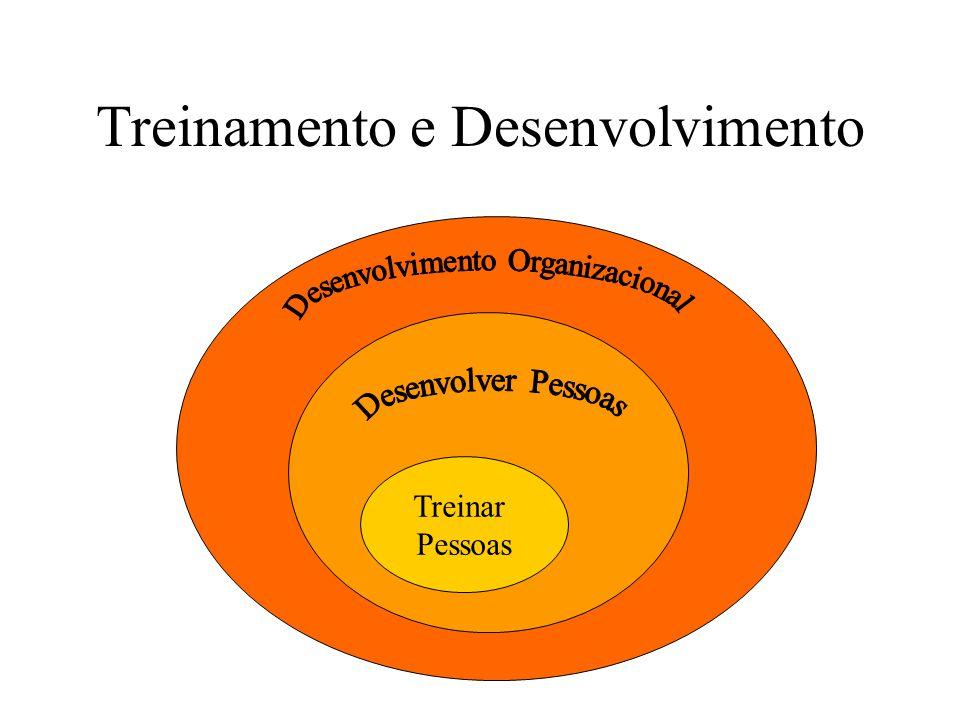 Treinamento e Desenvolvimento Treinar Pessoas