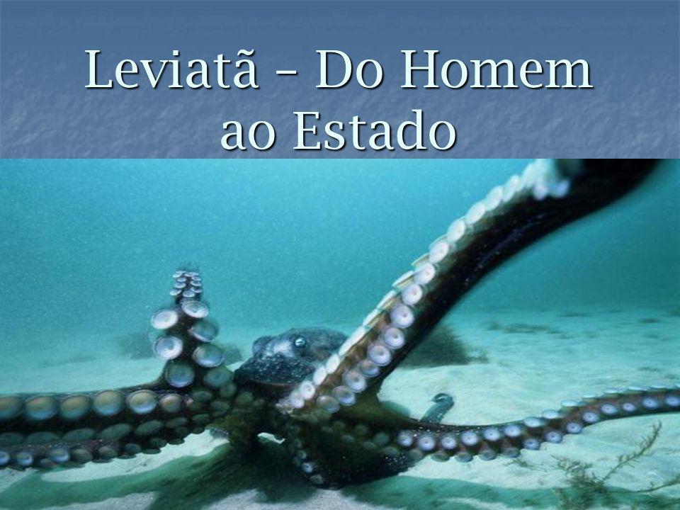 Momento histórico em que o Leviatã foi escrito.