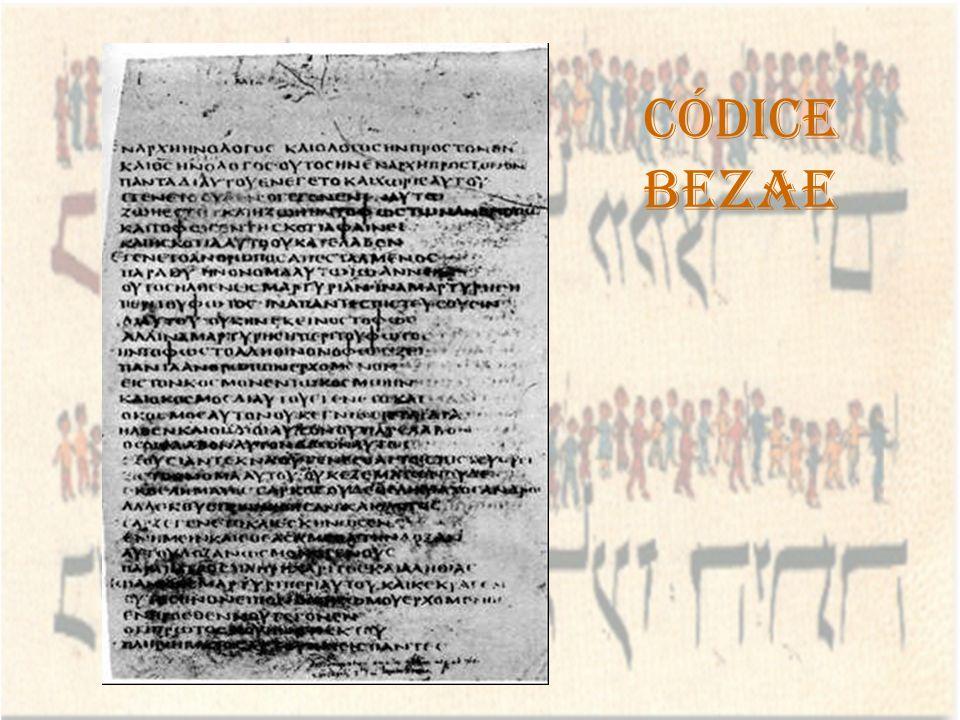 Códice Bezae