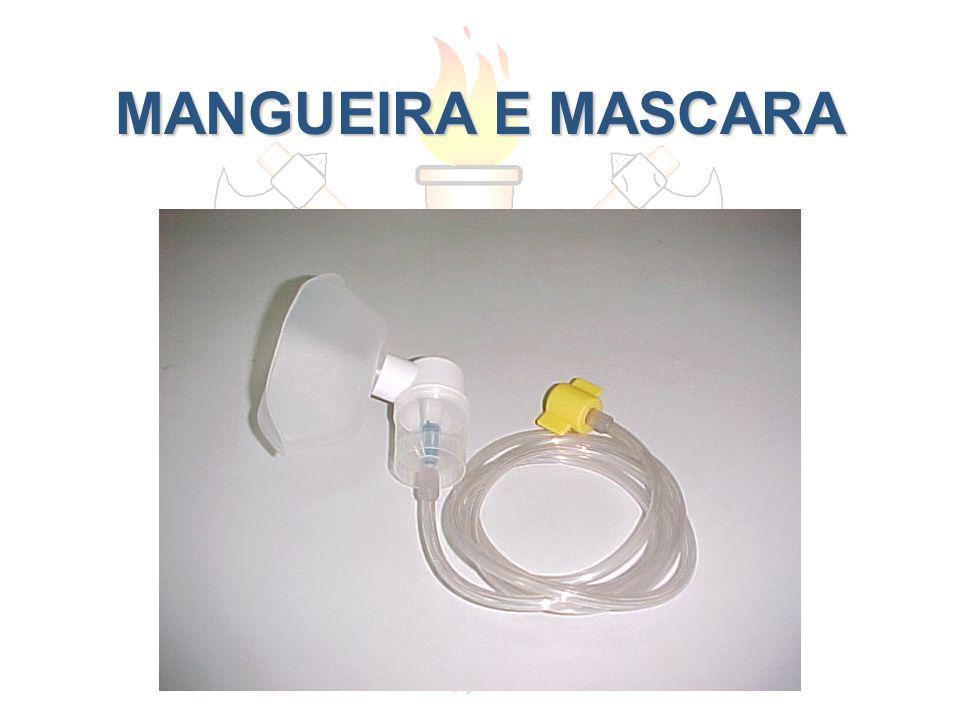 MANGUEIRA E MASCARA