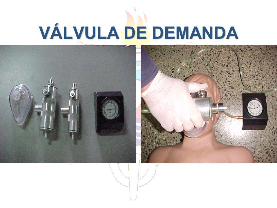 VÁLVULA DE DEMANDA