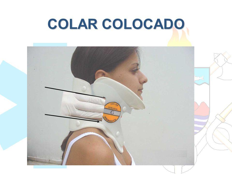 COLAR COLOCADO
