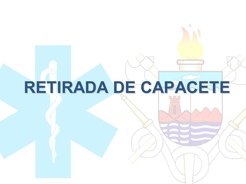 RETIRADA DE CAPACETE
