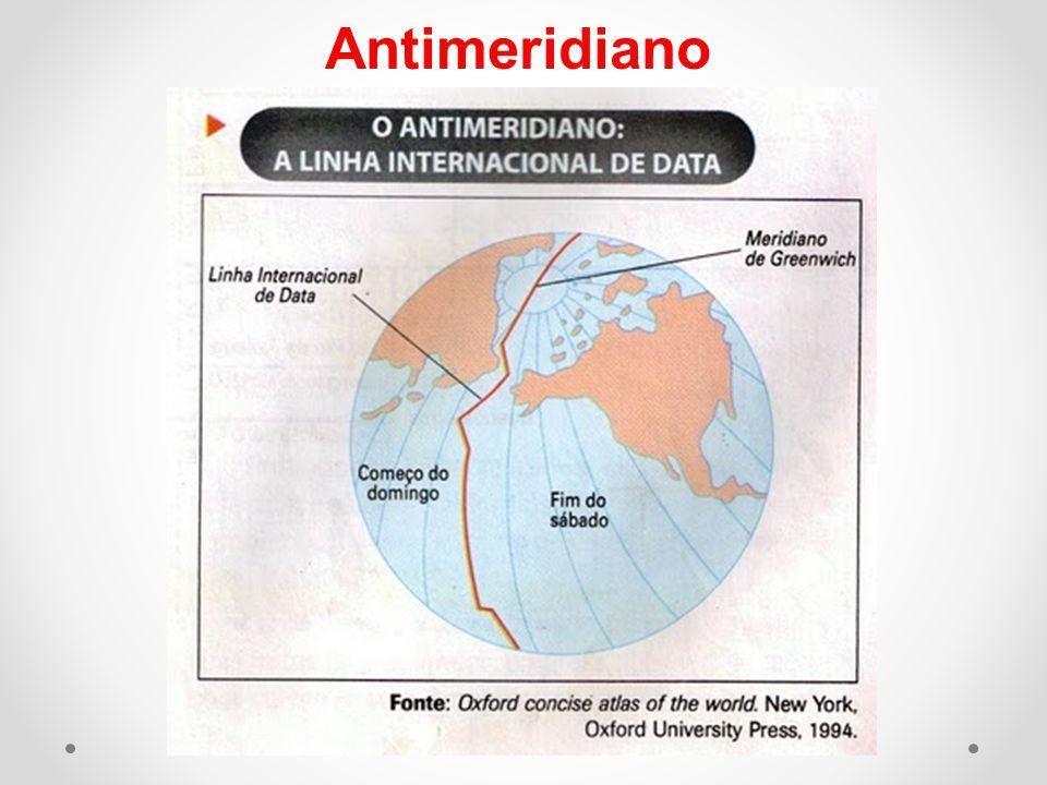 Antimeridiano