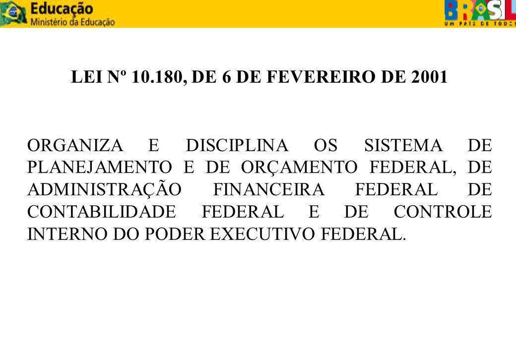PORTARIA Nº11, DE 26 DE OUTUBRO DE 2006 estabelece limites de gastos com despesas de diárias e Passagens no âmbito do Ministério da Educação para o Exercício de 2006.