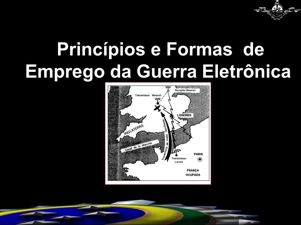 Princípios e Formas de Emprego da Guerra Eletrônica