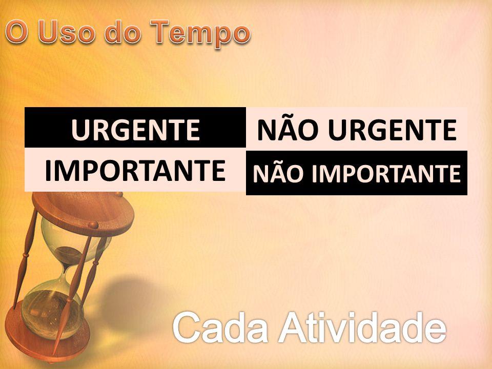 URGENTENÃO URGENTE NÃO IMPORTANTE IMPORTANTE