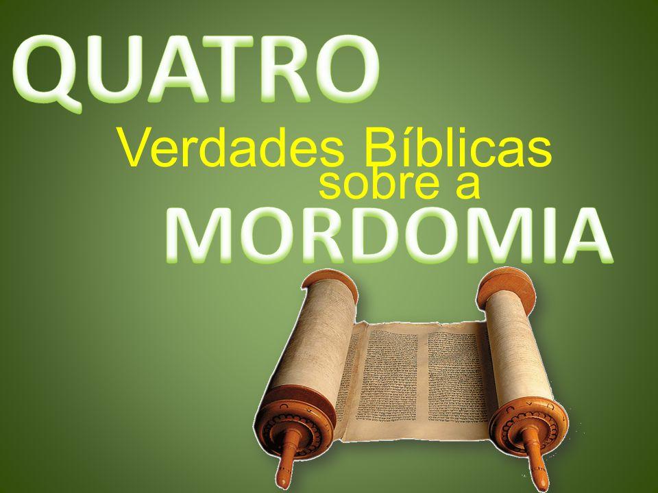 Verdades Bíblicas sobre a