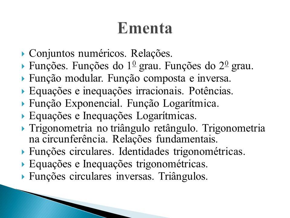 Livro: Fundamentos de Matemática Elementar Vol 1, 2 e 3.