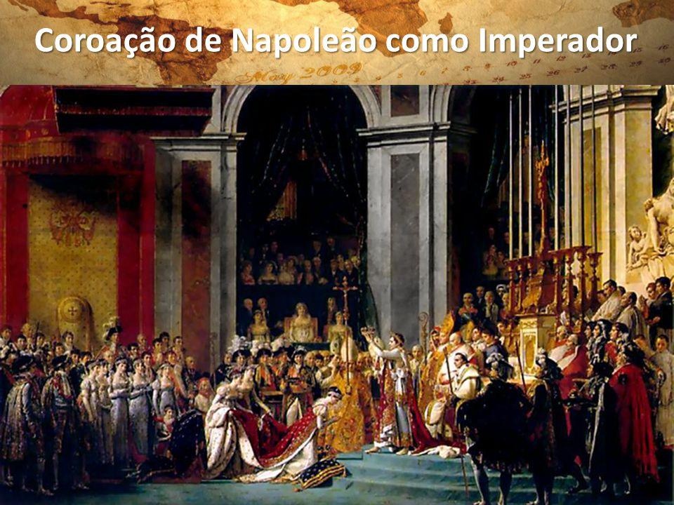 Coroação de Napoleão como Imperador