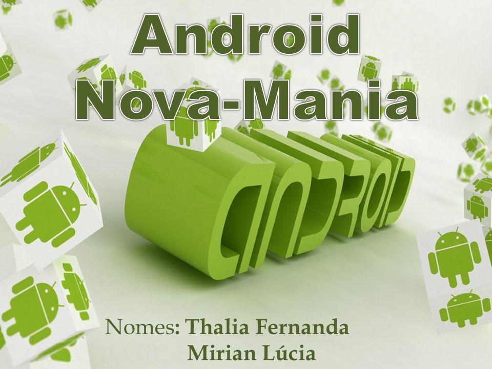 Nomes : Thalia Fernanda Mirian Lúcia