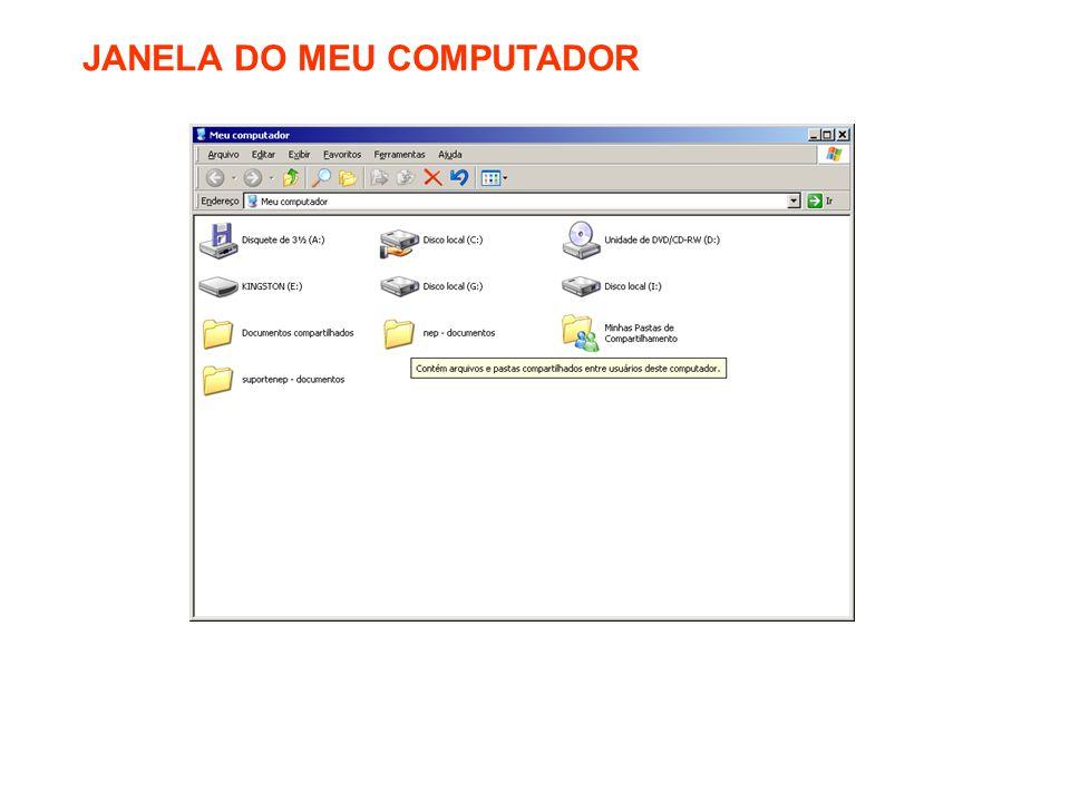 ABRA A UNIDADE DE DISCO D: Duplo Clique em cima do ícone.