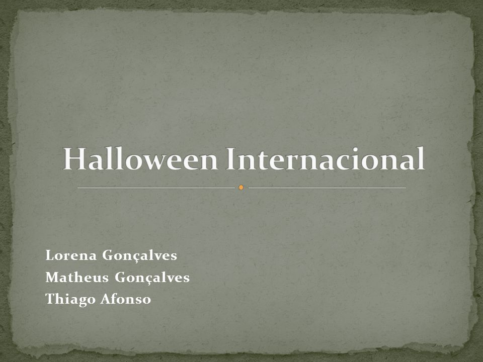 Halloween, o Dia das Bruxas, teve origem no período celta, há 2 mil anos.
