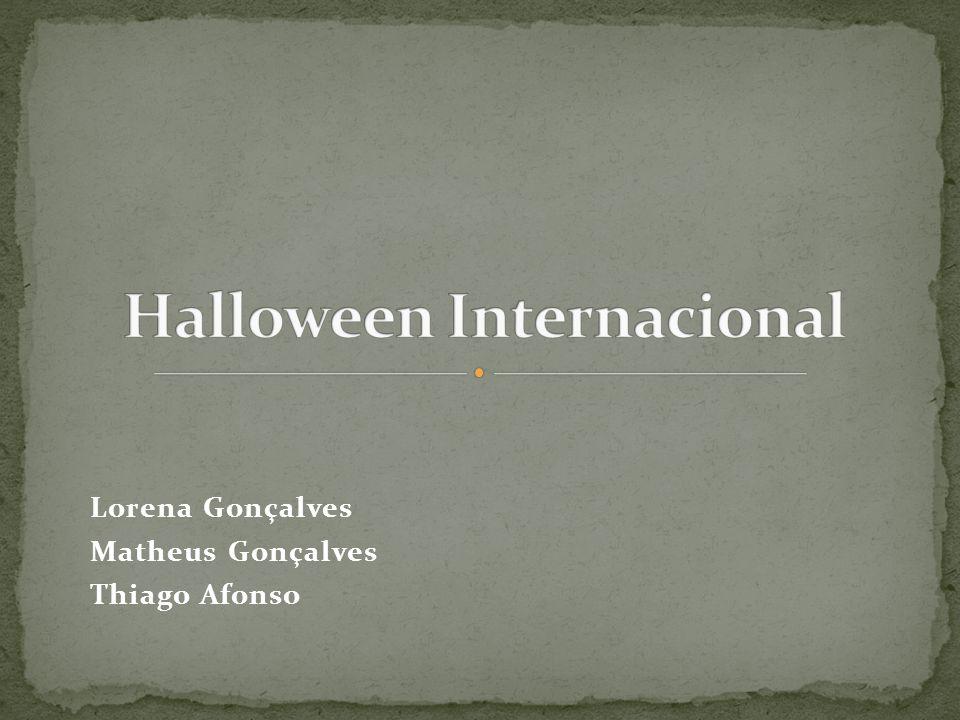 Lorena Gonçalves Matheus Gonçalves Thiago Afonso