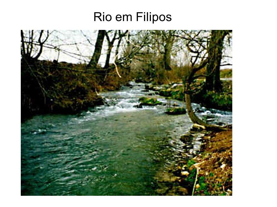Rio em Filipos