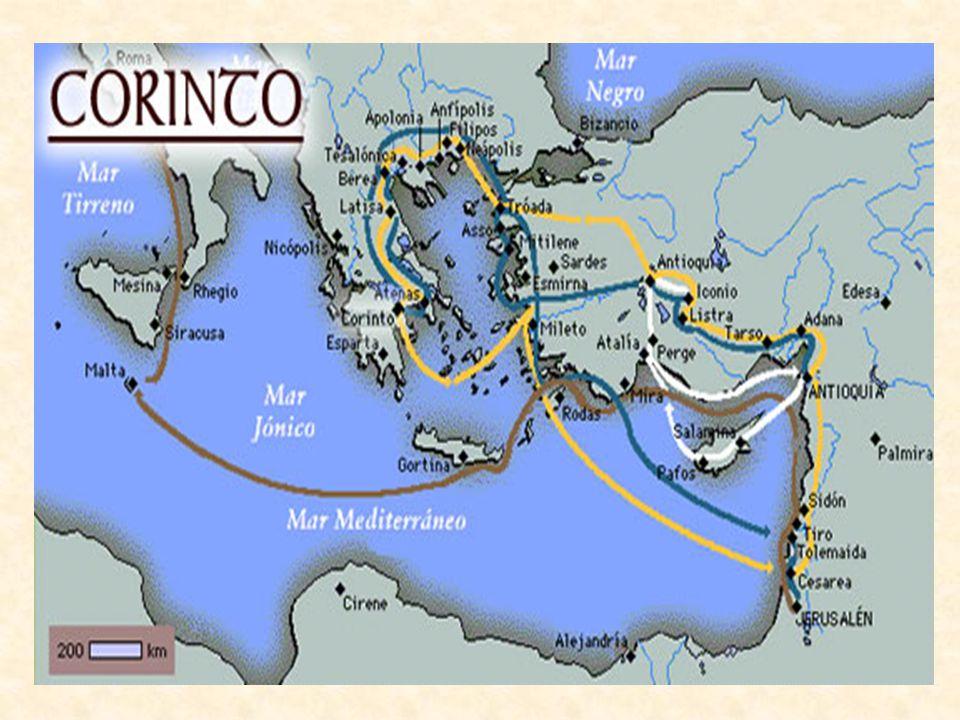Corinto uma metrópole com brilho... Sua moeda