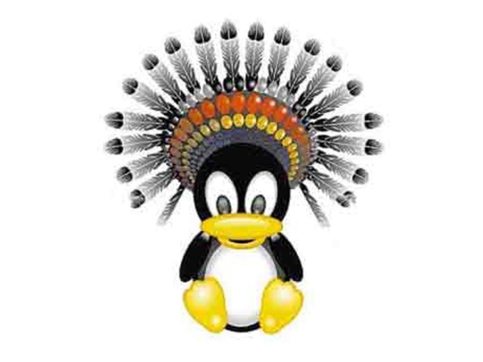Linux Criado pelo finlandês Linus Torvalds; Inspirado no sistema Minix; Licença GPL; Colaboração de grandes empresas: IBM, HP, Red Hat, Novel, etc...