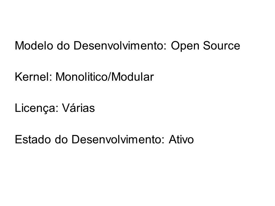 Detecção otimizada para hardwares comumente usados no Brasil (a partir da versão 4.1); Detecção automática de muitos modelos de softmodems; Alta velocidade de desenvolvimento, corrigindo rapidamente quaisquer bugs.