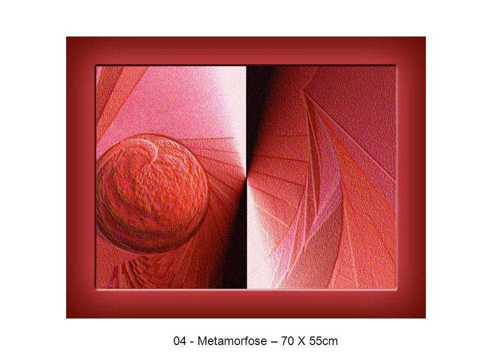05 - Mágico 55 X 70cm