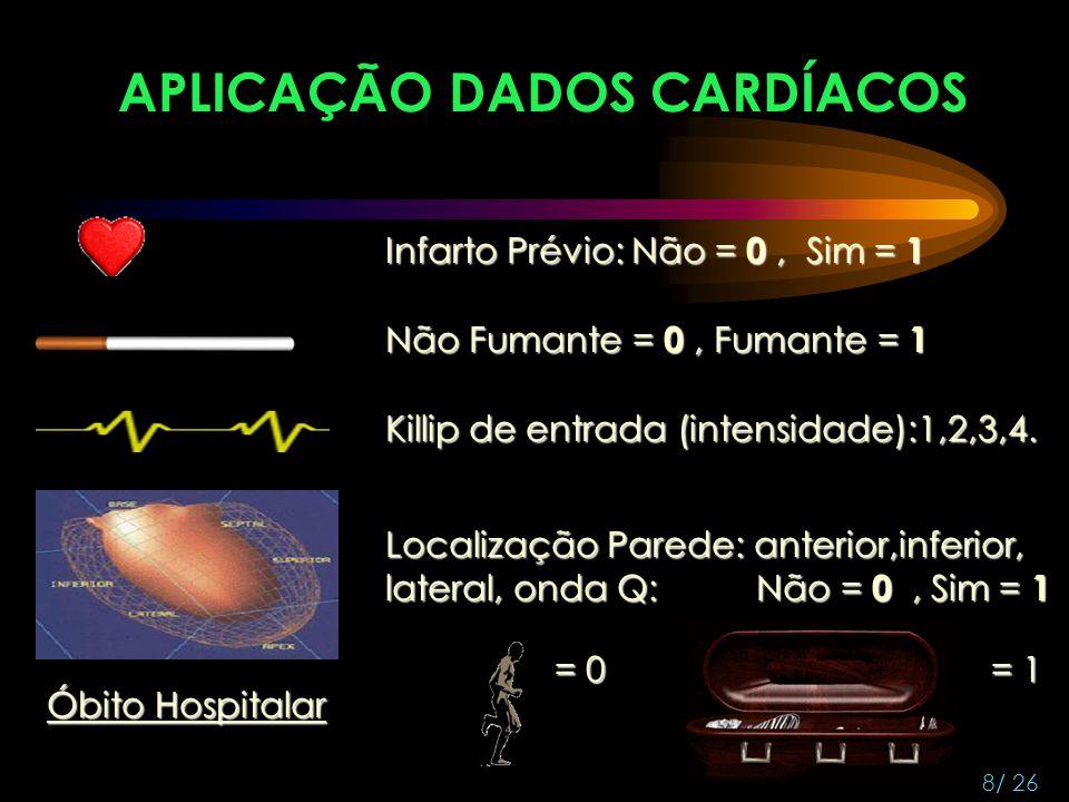 CONSIDERAÇÕES FINAIS 19/ 26 Dificuldade de lidar com observações perdidas e colinearidade.