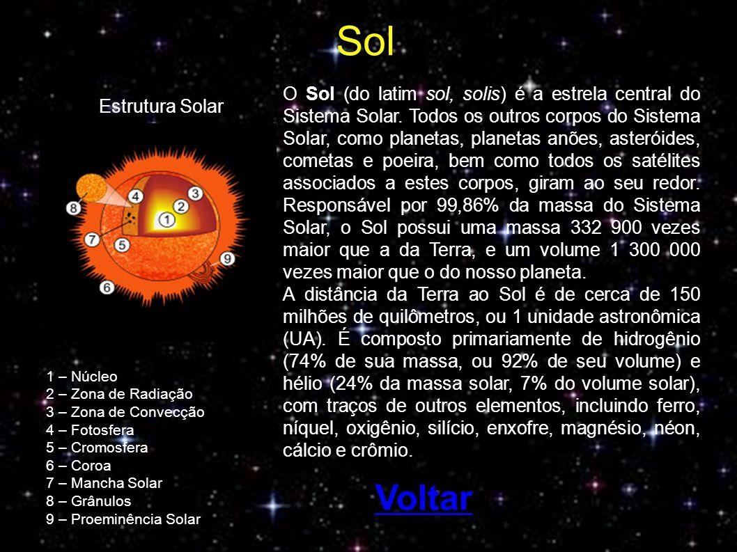 Sol O Sol (do latim sol, solis) é a estrela central do Sistema Solar.