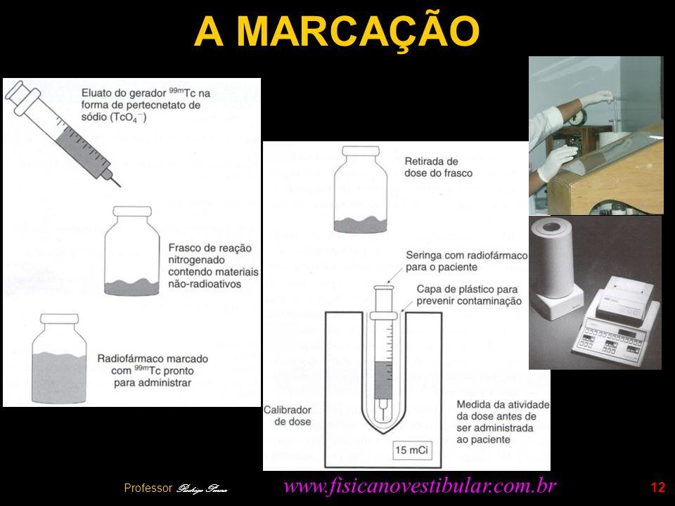 12 A MARCAÇÃO Professor Rodrigo Penna www.fisicanovestibular.com.br