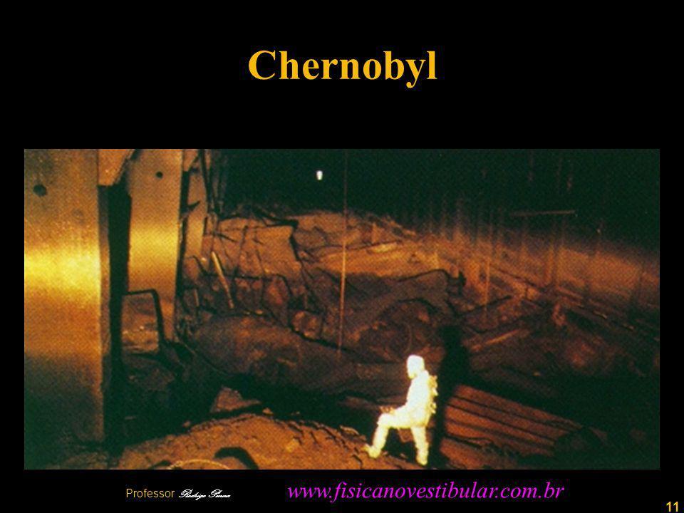 11 Chernobyl Professor Rodrigo Penna www.fisicanovestibular.com.br