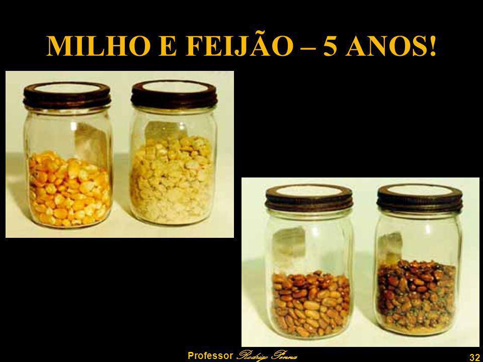 32 Professor Rodrigo Penna MILHO E FEIJÃO – 5 ANOS!