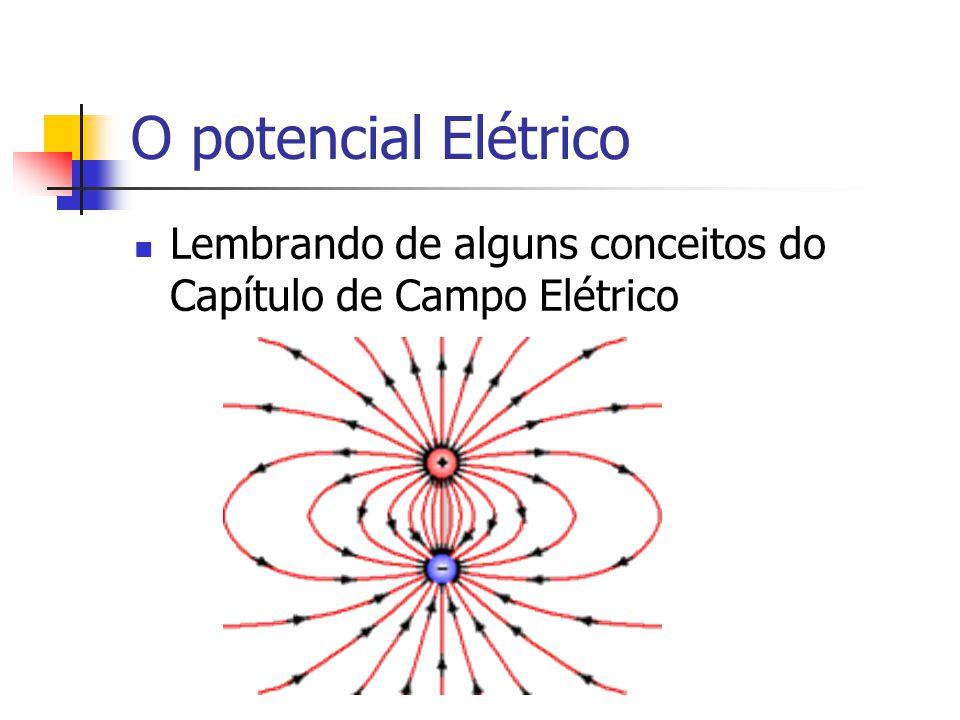 O potencial Elétrico