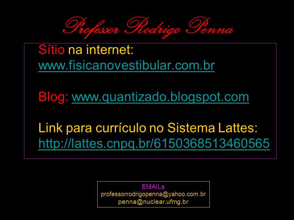 23 Professor Rodrigo Penna PROVÁVEL DISTRIBUIÇÃO DE PONTOS 3 Avaliações de 25 = 75 pontos.