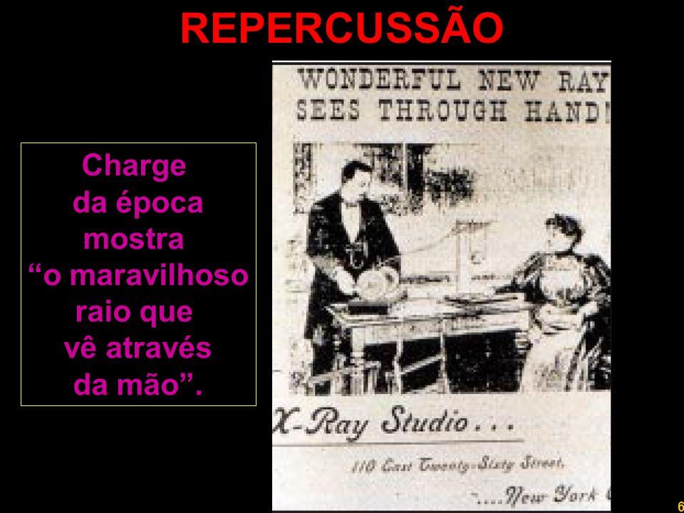 7 Professor Rodrigo Penna INFLUÊNCIAS DE ROENTGEN Fevereiro de 1896: em experiências para verificar se substâncias fluorescentes emitiam raios X, Becquerel descobre a Radioatividade, por acaso.
