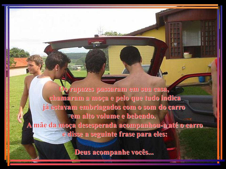 Aconteceu na cidade de Londrina-PR uma cidade de 500 mil habitantes, um fato que chamou muito a atenção dos bombeiros no início do mês de setembro de