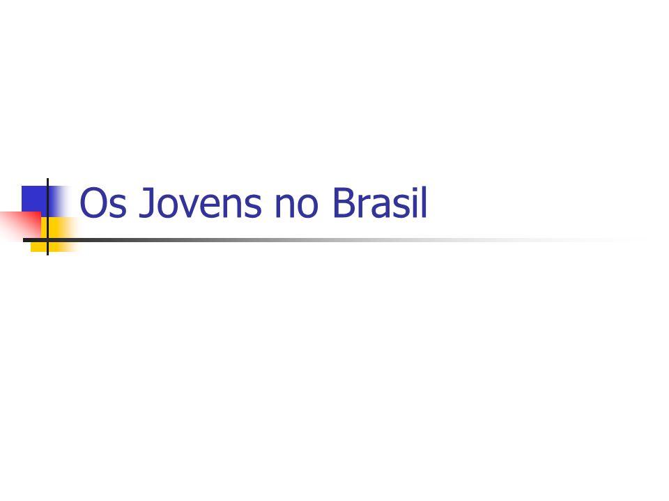 Os Jovens no Brasil