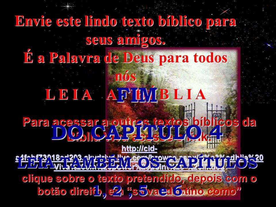 (bv)4:29- Evitem a boca suja.