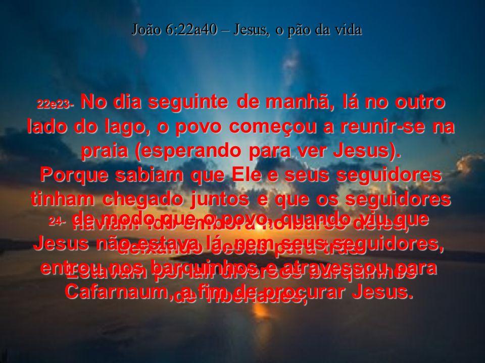 Livro do Profeta Isaías, capítulo 53 11- E, quando Ele puder ver o resultado do seu terrível sofrimento, ficará muito satisfeito. Através de tudo o qu