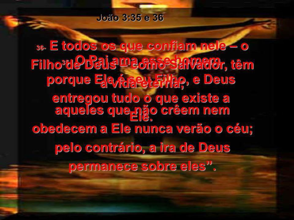 14e15- E como Moisés, no deserto, levantou numa estaca uma serpente de bronze, assim também Eu devo ser levantado numa cruz, para que todo aquele que