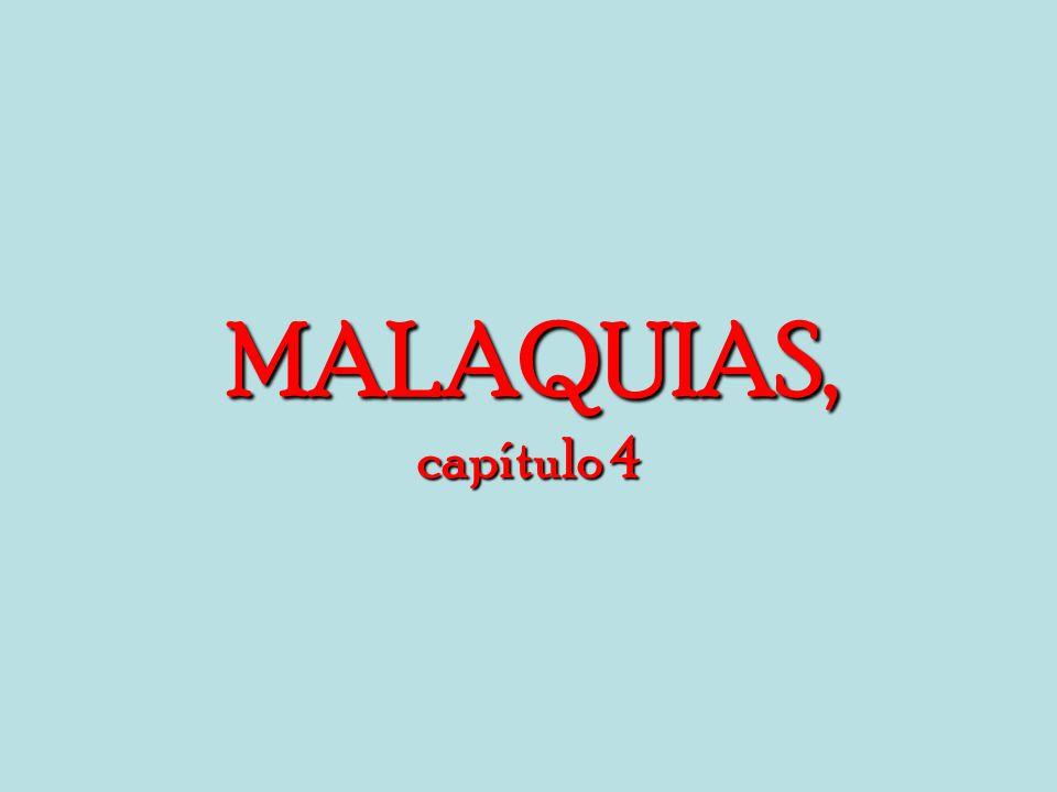 Malaquias 3:17 –