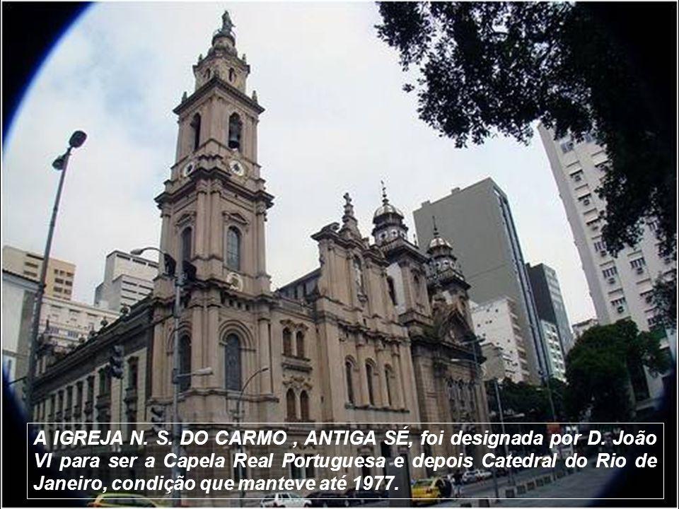 RUA PRIMEIRO DE MARÇO (antiga RUA DIREITA)