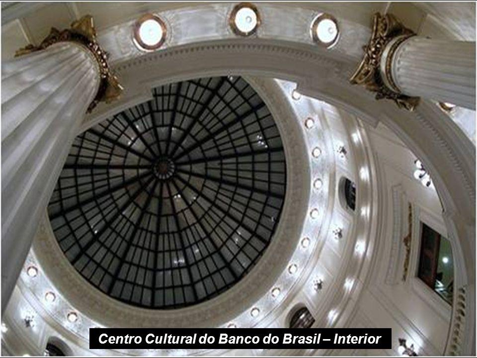 Centro Cultural do Banco do Brasil – Interior