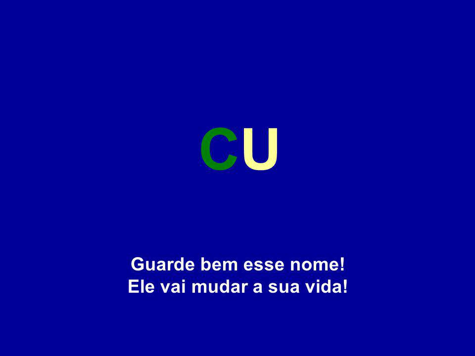 Esse projeto vai acabar com a burocracia de uma vez por todas, dando a cada brasileiro, um CADASTRO ÚNICO (CU).