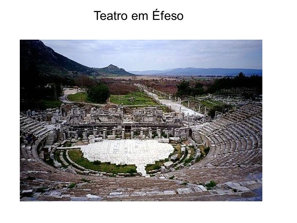 Teatro em Éfeso