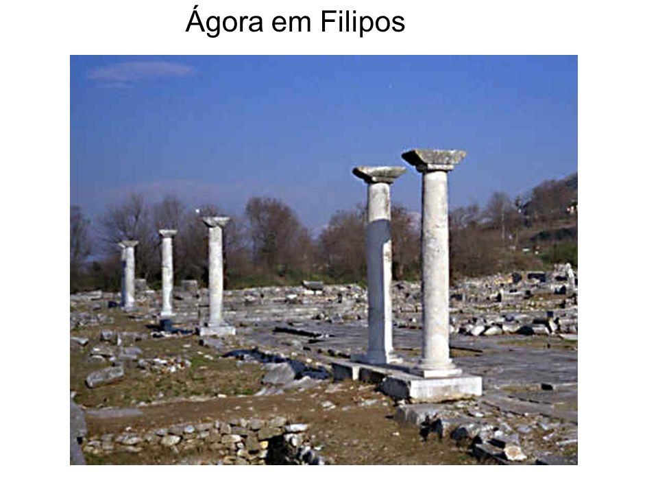 Ágora em Filipos