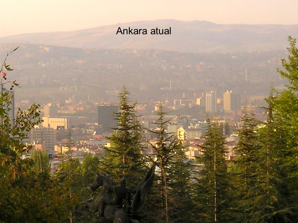 Ankara atual