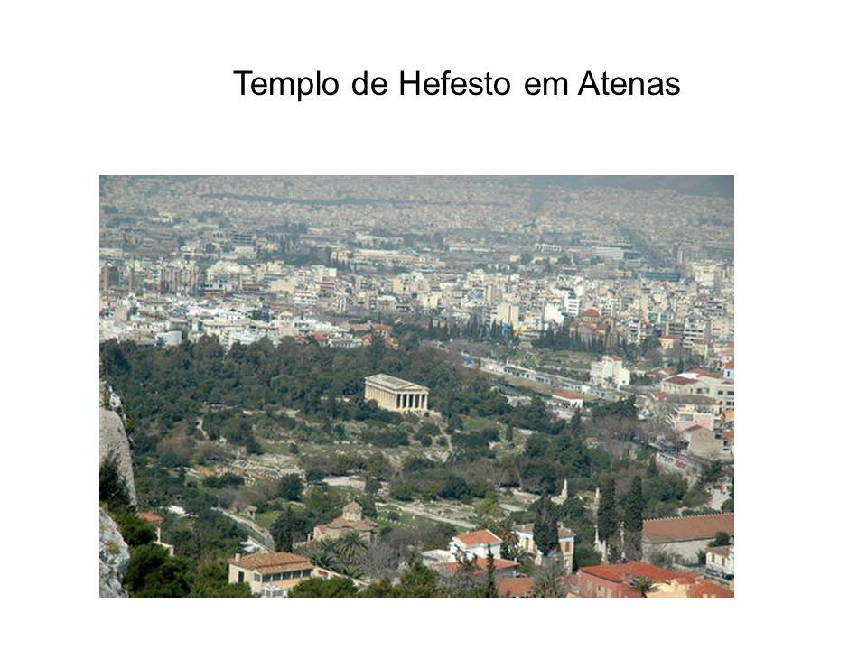 Templo de Hefesto em Atenas