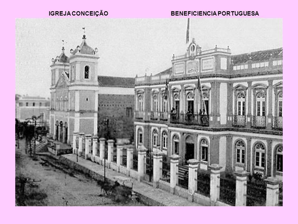 PRAÇA D. SEBASTIÃO COLEGIO ROSARIO