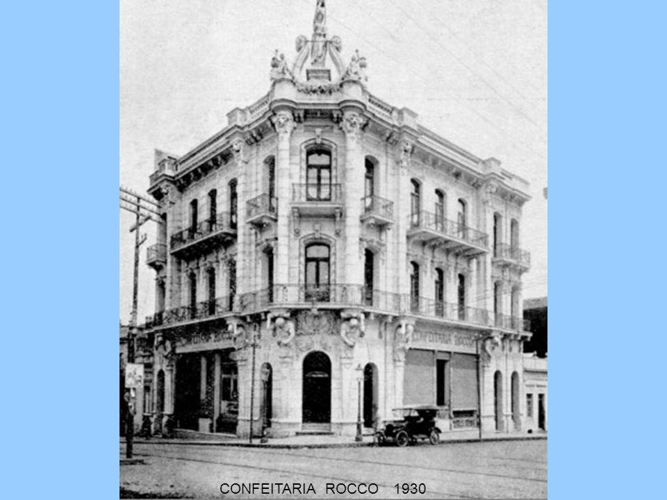 CONFEITARIA ROCCO 1930