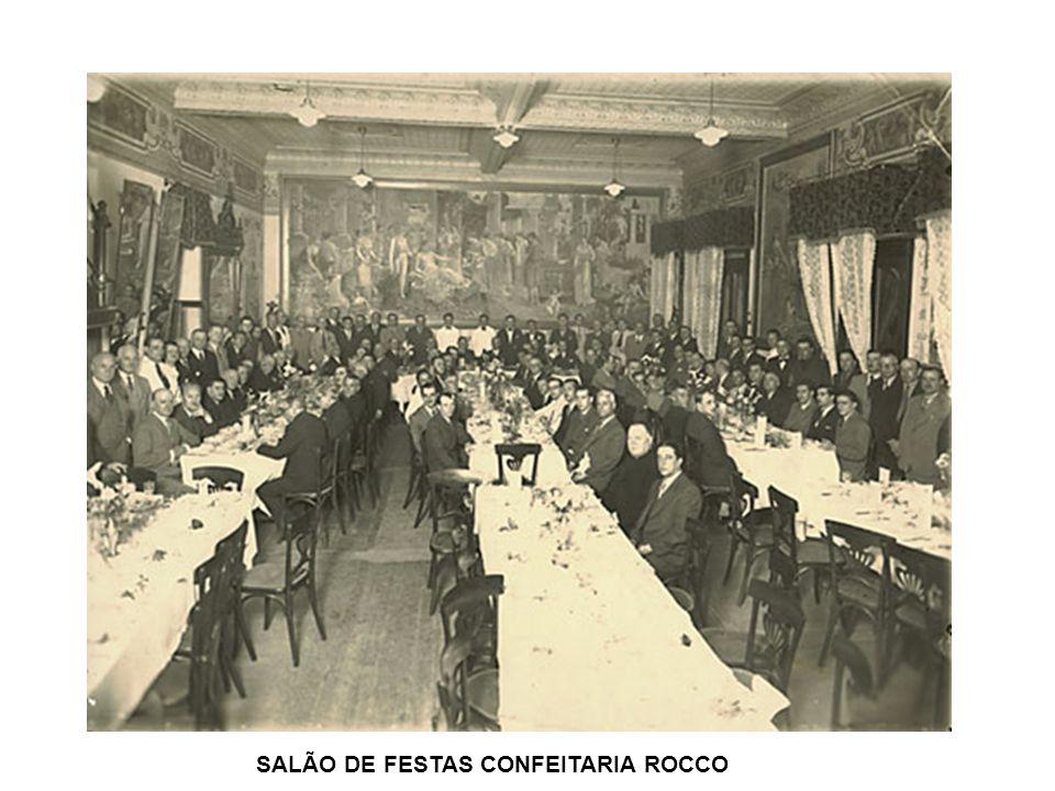 SALÃO DE FESTAS CONFEITARIA ROCCO