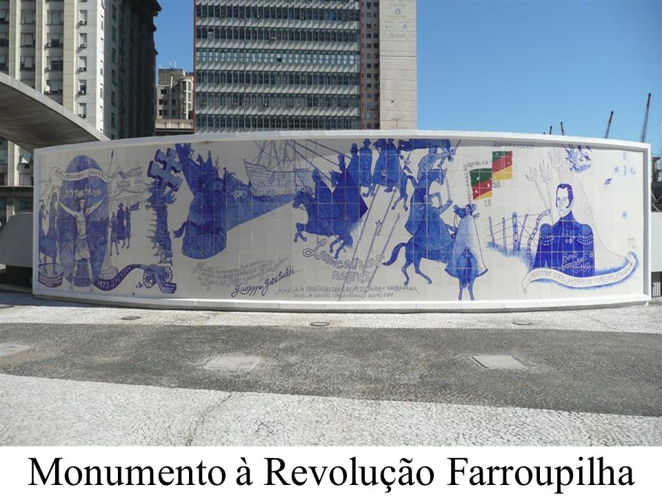 Monumento à Revolução Farroupilha