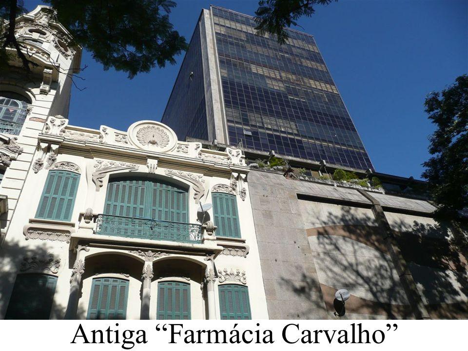 Antiga Farmácia Carvalho